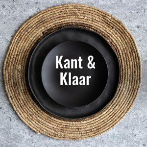 Kant en klaar